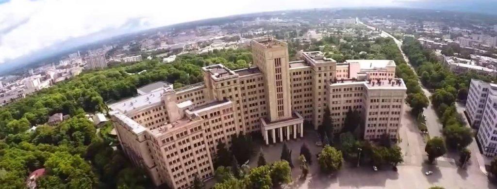 study medicine in Karazin Kharkiv University
