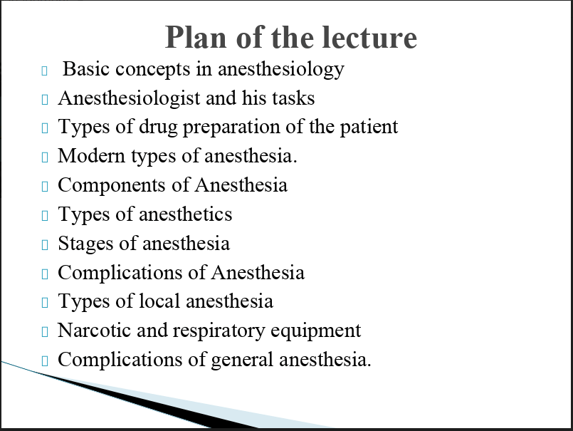 study medicine online